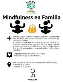 ampa mindfulness en familia